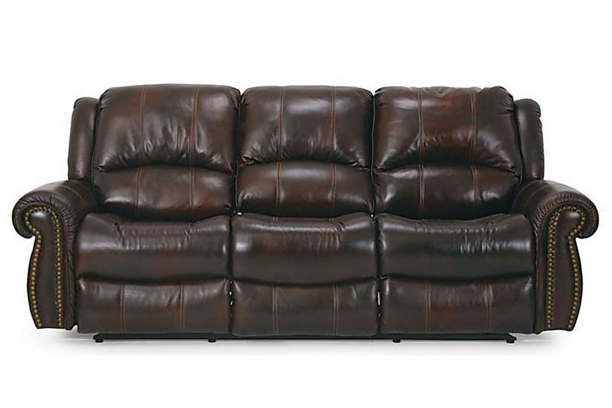 Dallas Leather Power Reclining Sofa from Gardner-White Furniture