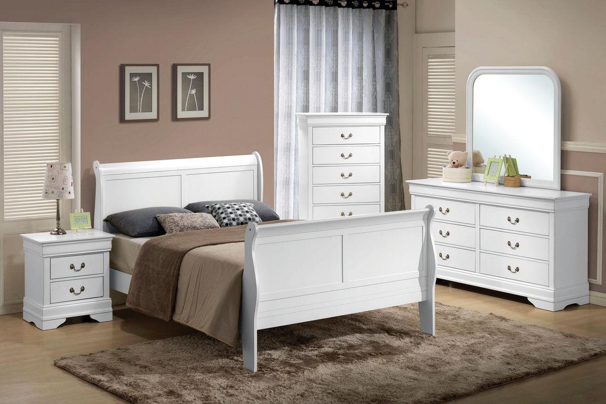 Serena 5 Piece Queen Bedroom Set At Gardner White