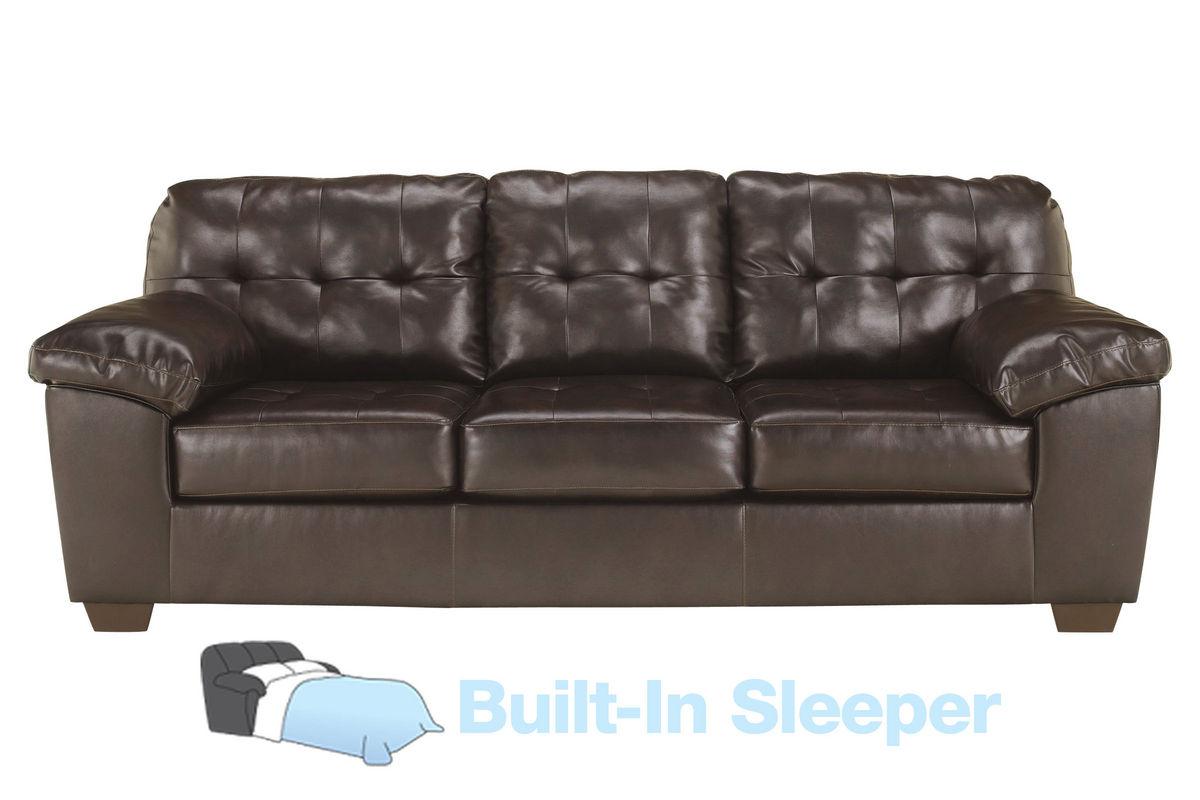 Alliston Queen Sleeper Sofa from Gardner-White Furniture