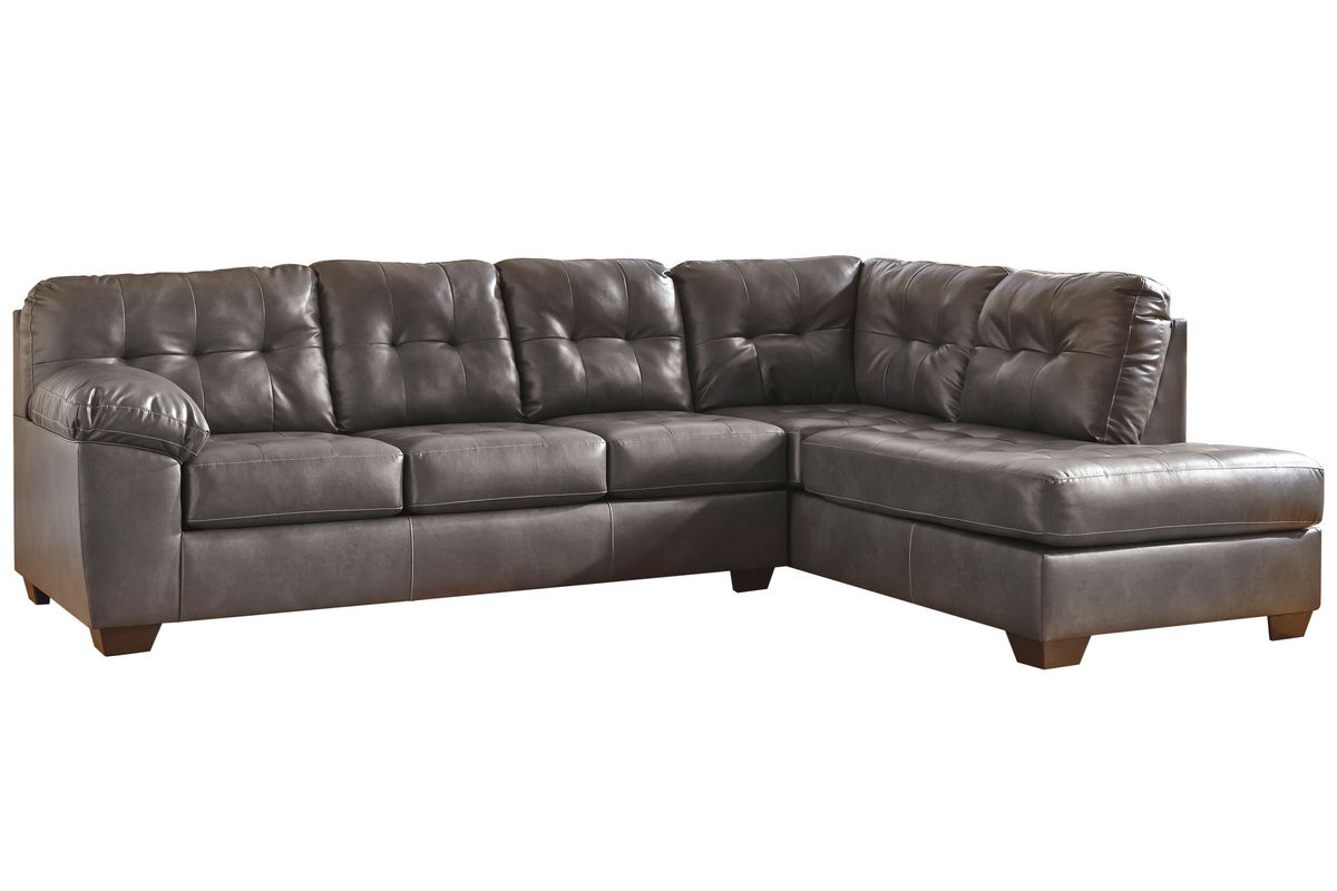 Edison Sectional from Gardner-White Furniture