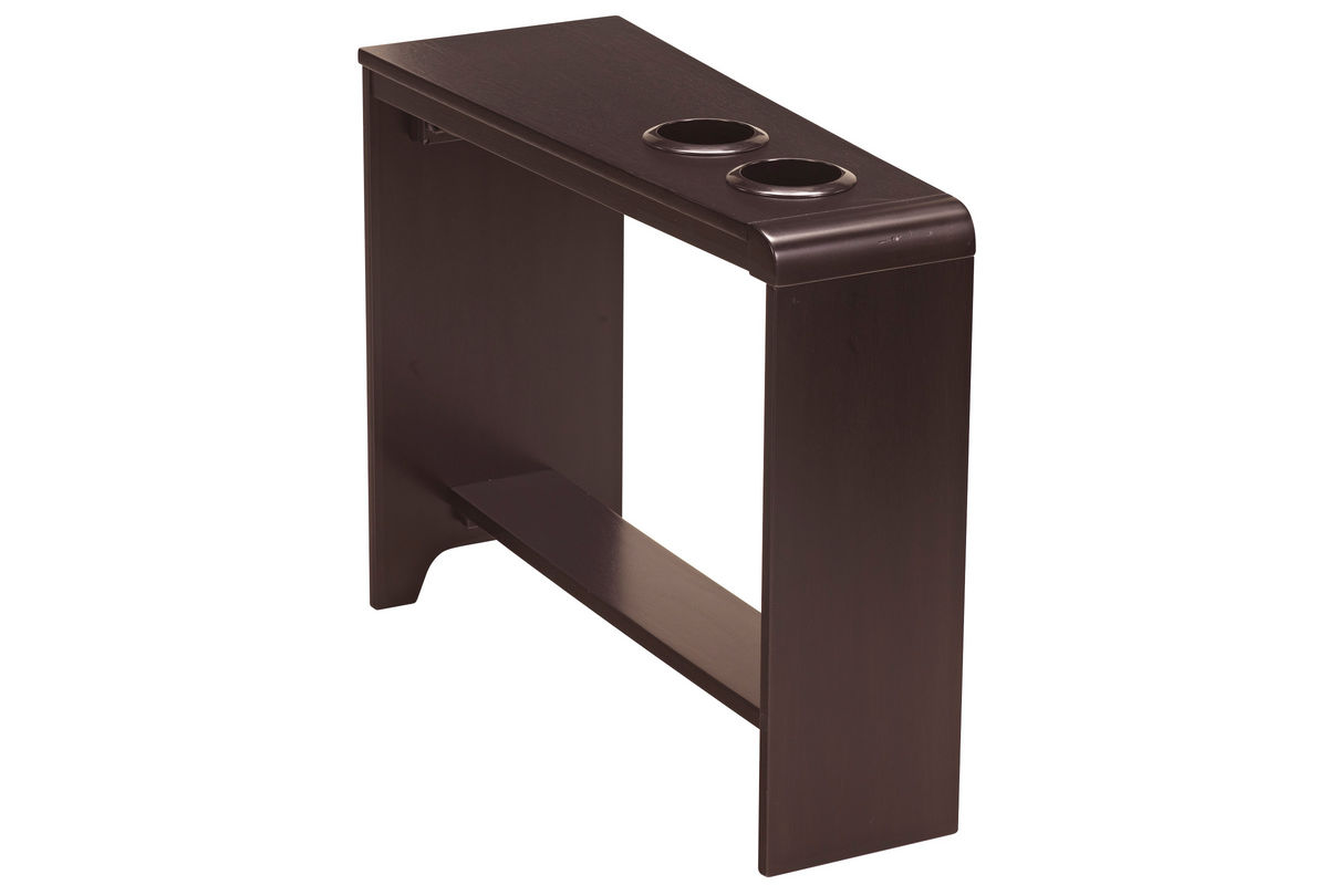 Carlyle Chair Side End Table by Ashley from Gardner-White Furniture