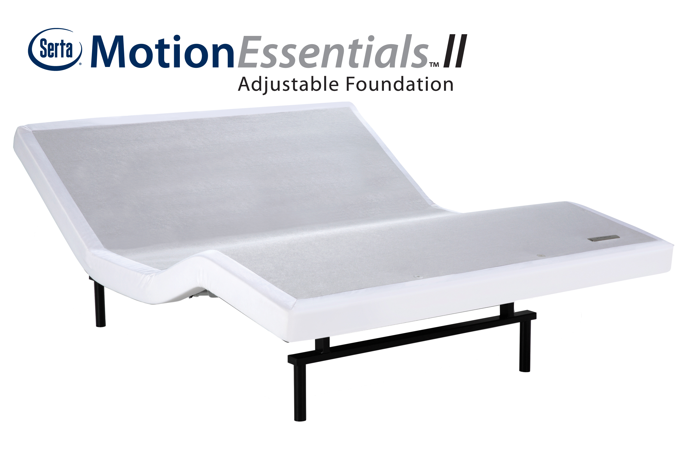 Mattress retainer bars for Serta Motion Essentials I or III adjustable beds