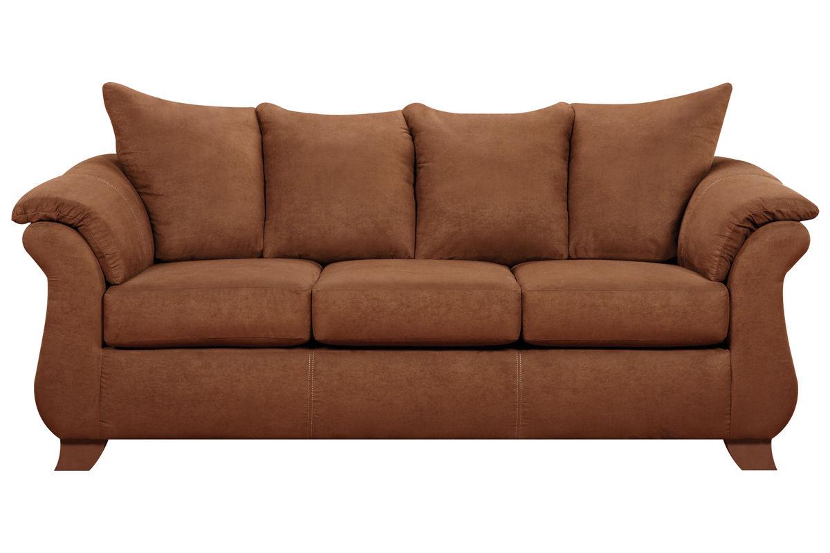 Vista Microfiber Sofa from Gardner-White Furniture