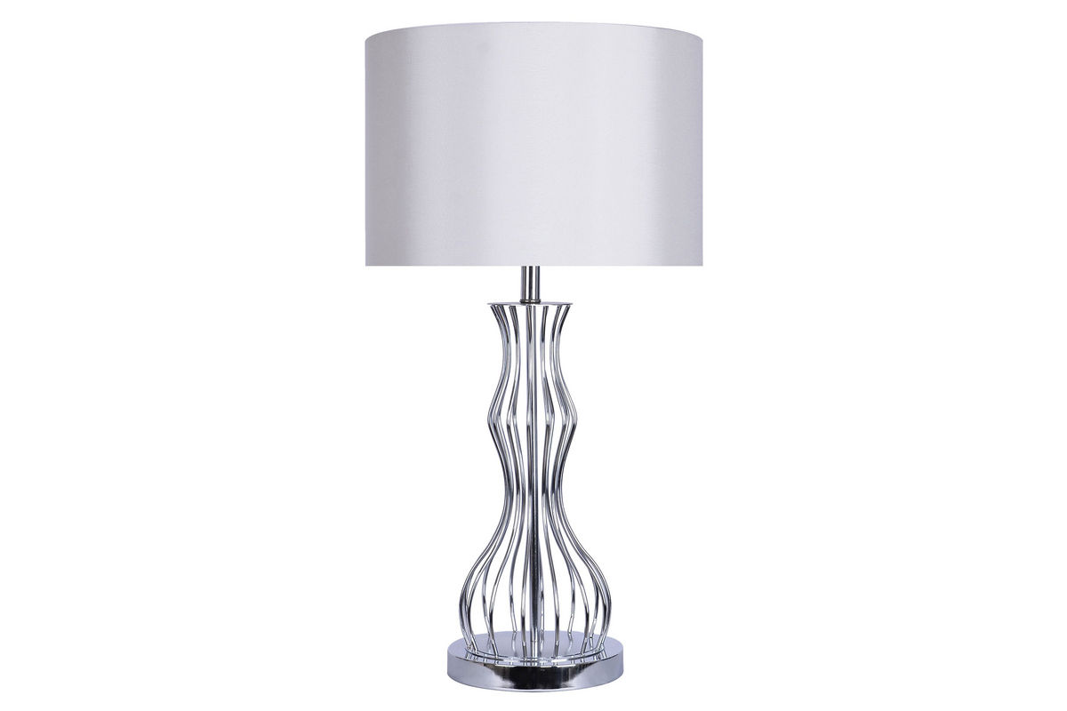 Wave Table Lamp from Gardner-White Furniture