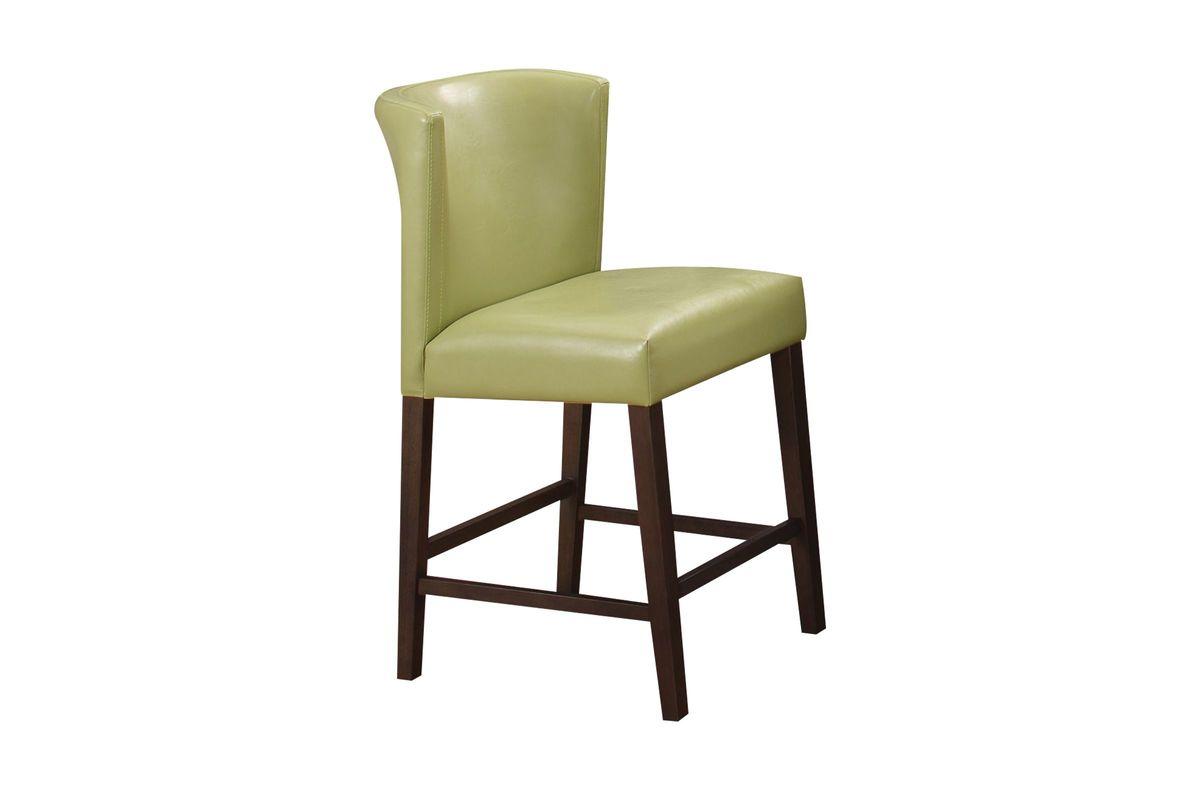 Fleming Green Pub Stool from Gardner-White Furniture