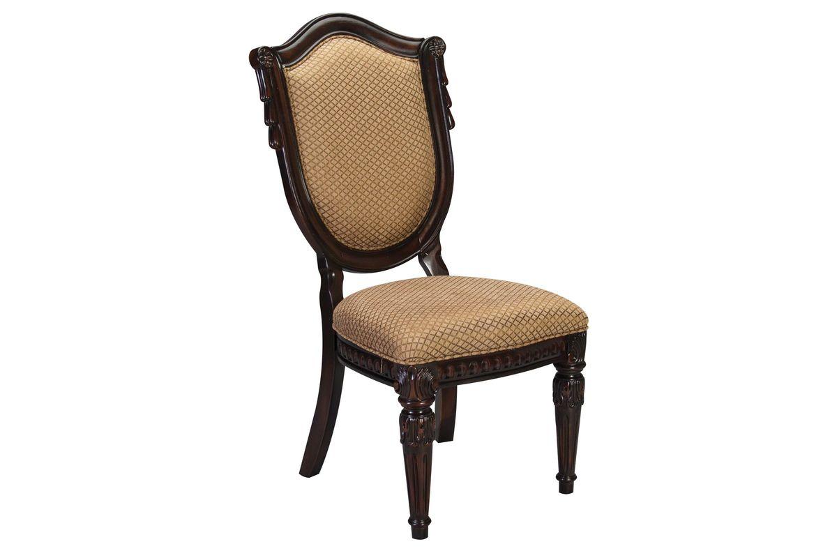 Cabernet Upholstered Side Chair from Gardner-White Furniture