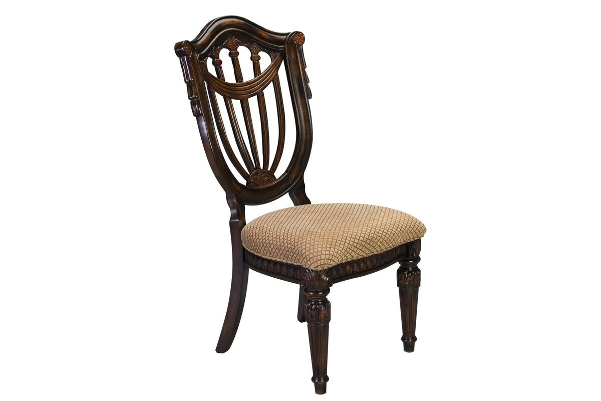 Cabernet Wood Side Chair from Gardner-White Furniture