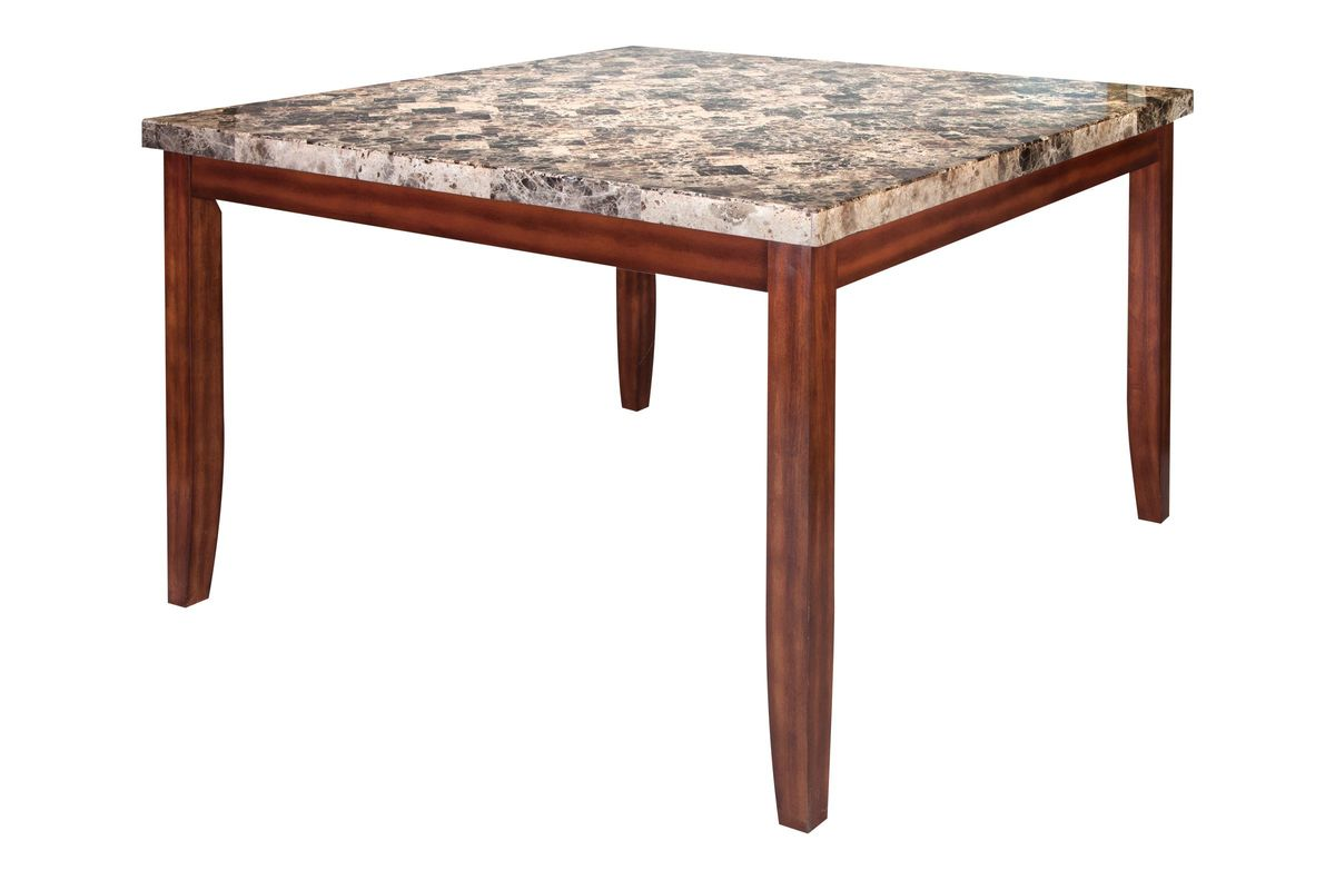 Montibello Marble Gathering Table from Gardner-White Furniture