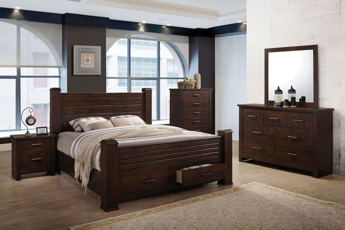 Archer 5-Piece Queen Bedroom Set from Gardner-White Furniture