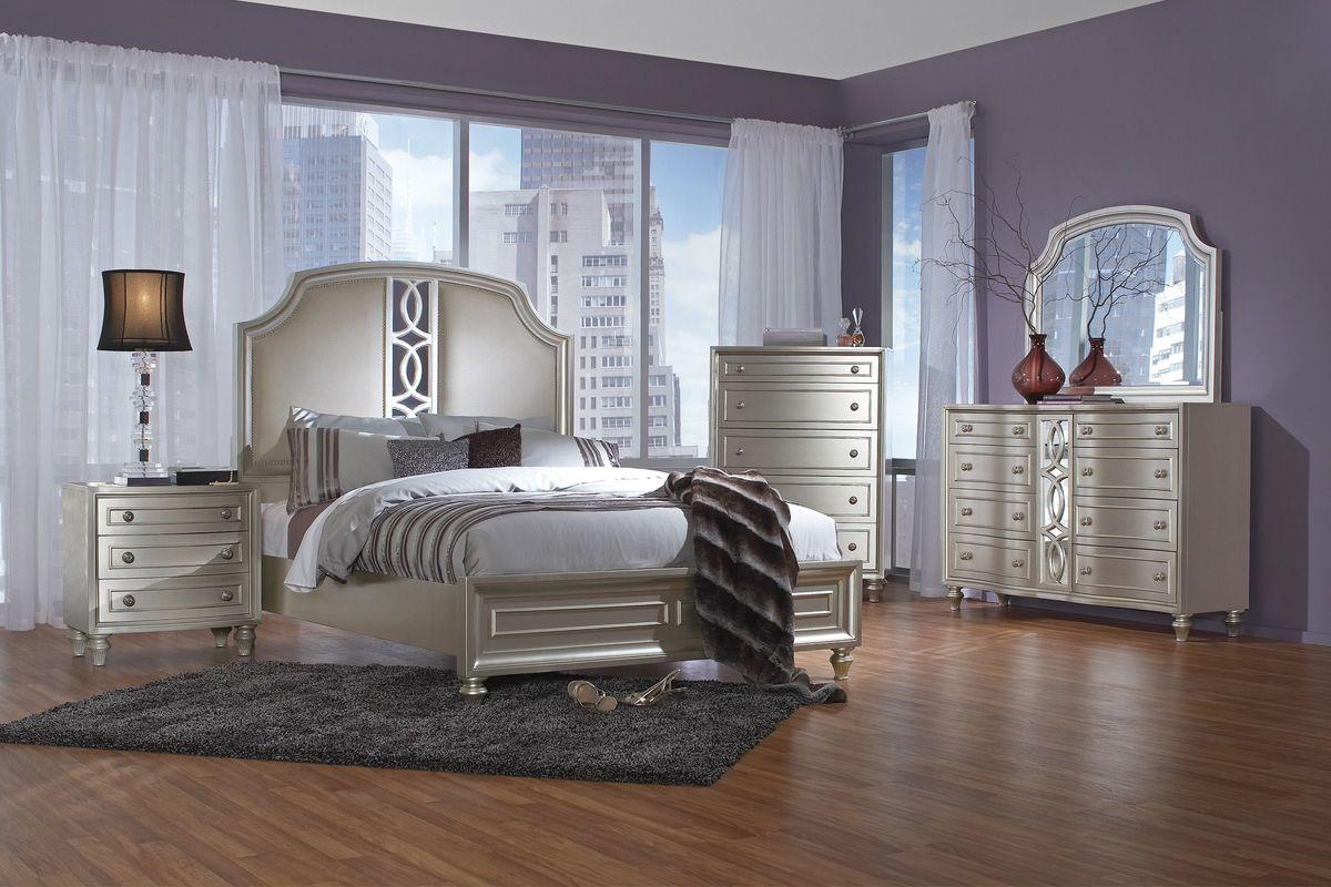 Colleen 8-Piece Queen Bedroom Set