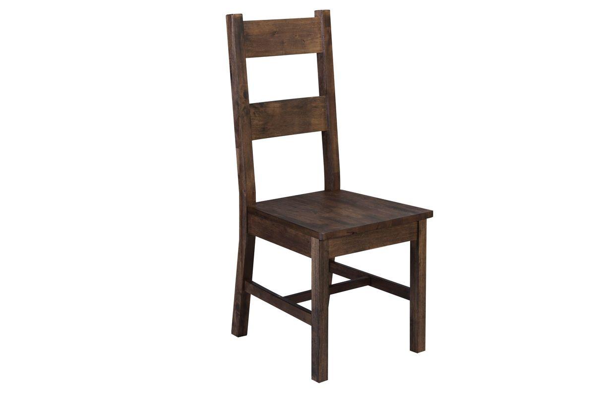 Glenview Oak Side Chair from Gardner-White Furniture