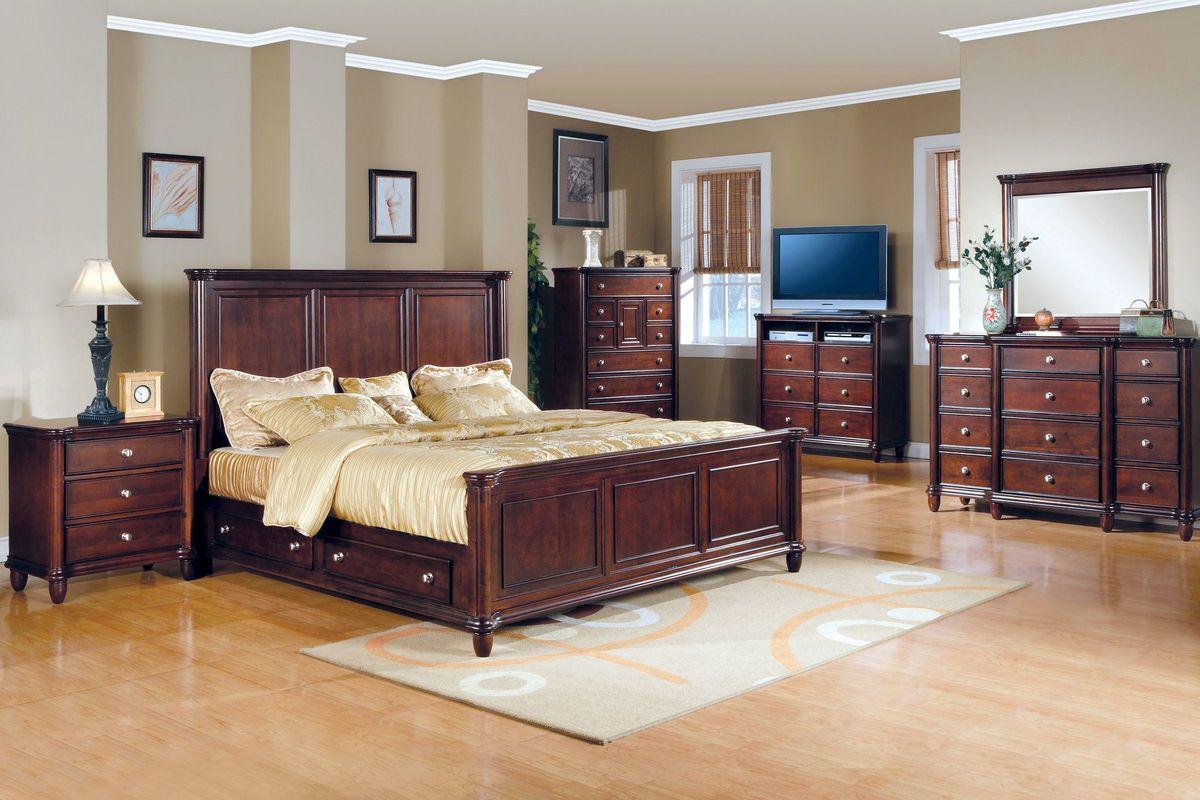 Hamilton 6-Piece King Bedroom Set