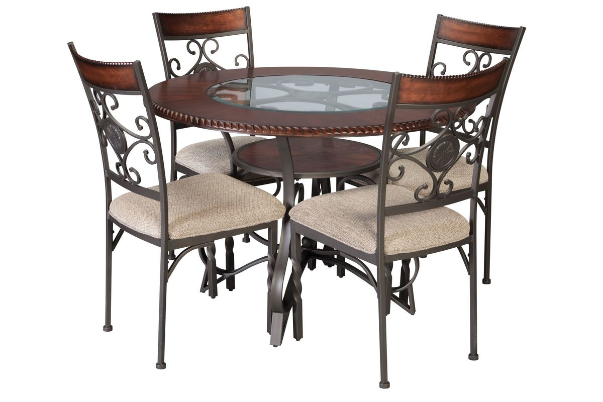 Sammy Dining Table 4 Dining Chairs At Gardner White