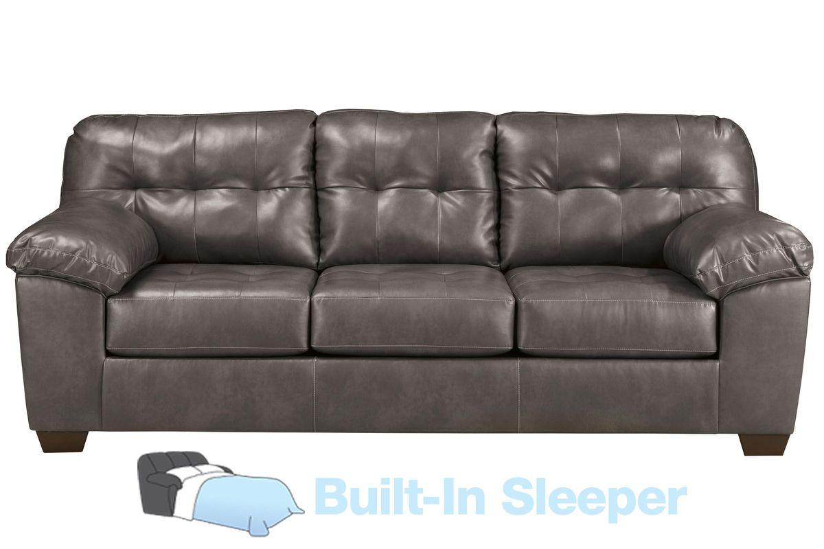 - Edison Queen Sleeper Sofa At Gardner-White