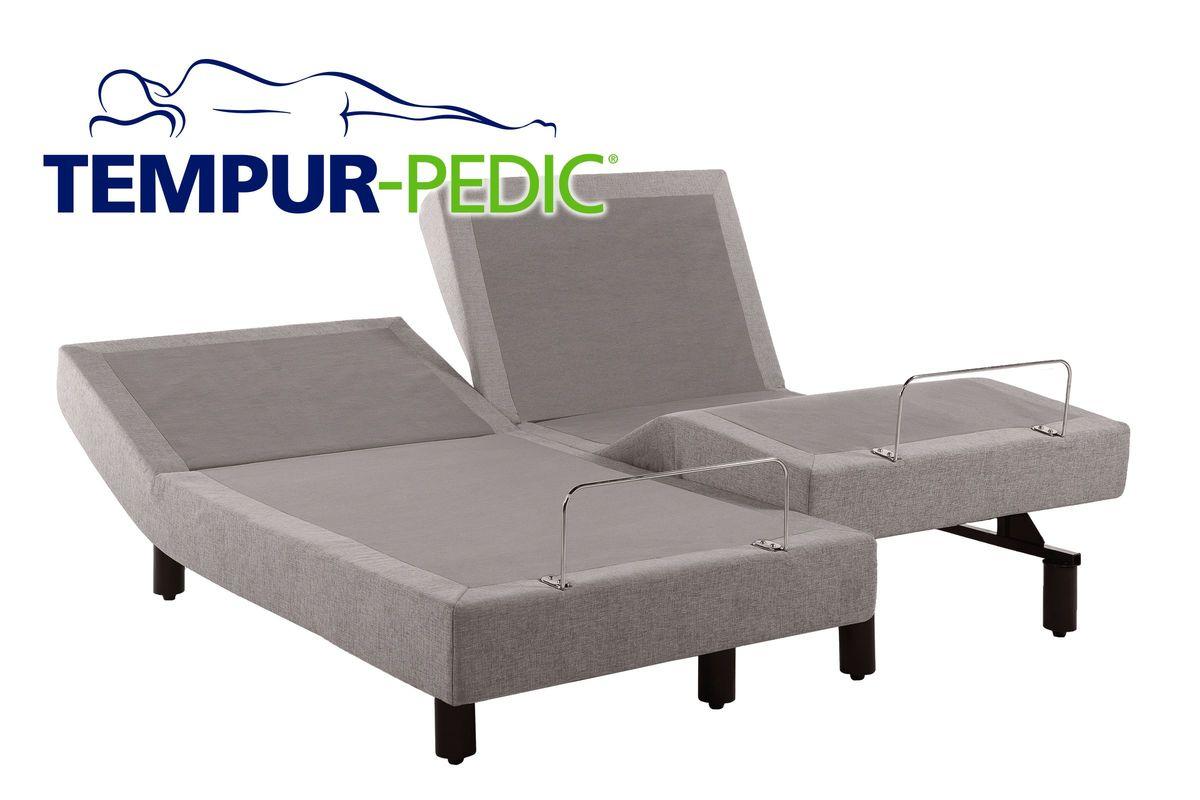 TEMPUR Ergo Premier™ Twin XL / King Split Adjustable Foundation from Gardner-White Furniture