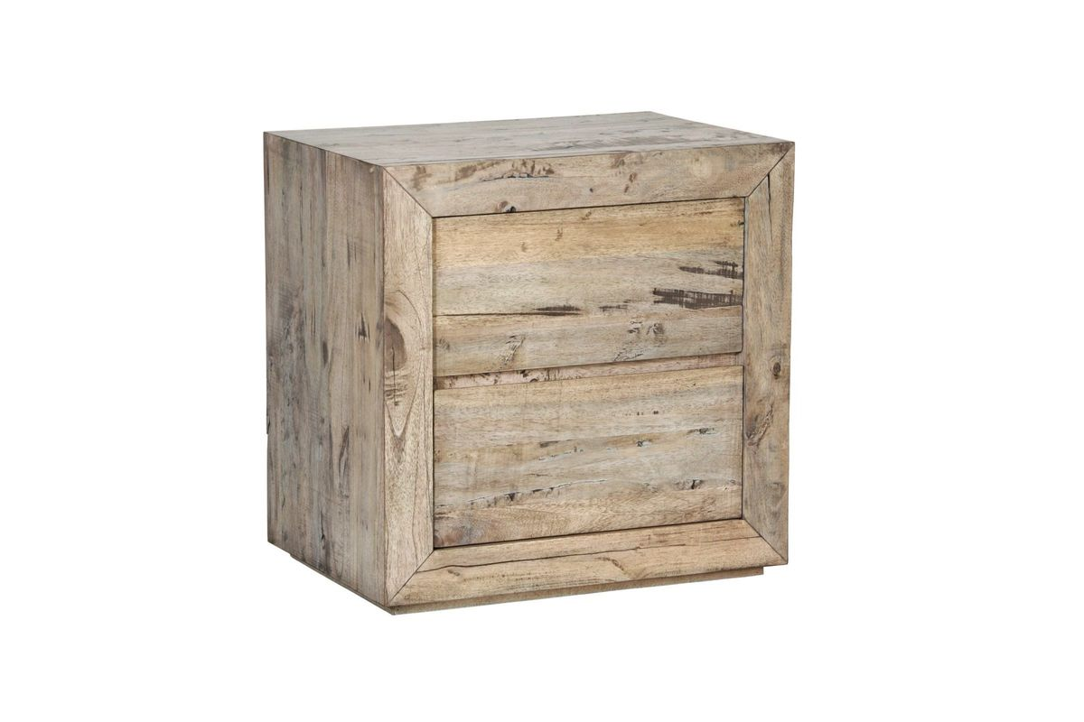 Renewal Reclaimed Wood Nightstand from Gardner-White Furniture