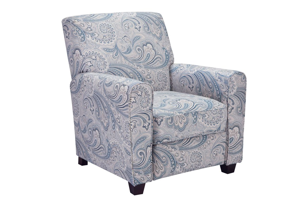 Uptown Accent Reclining Chair from Gardner-White Furniture