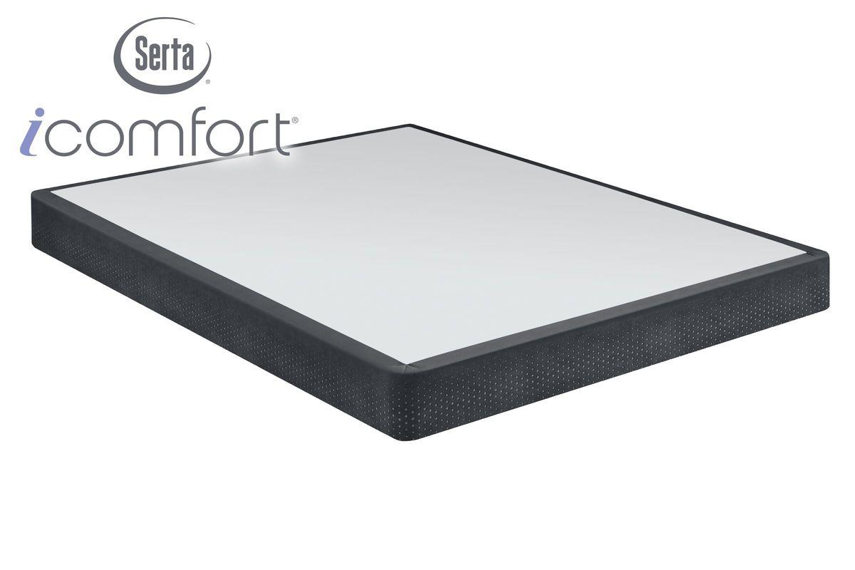 Serta® iComfort® Low Profile Queen Foundation from Gardner-White Furniture