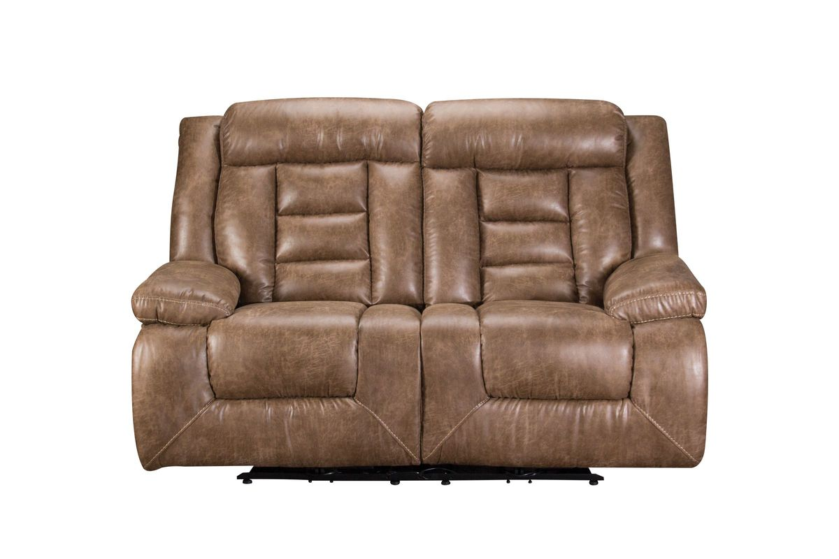 Bonanza Power Reclining Loveseat from Gardner-White Furniture