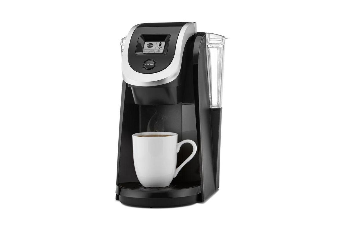 Keurig K200 2 0 Plus Series Coffeemaker In Black At