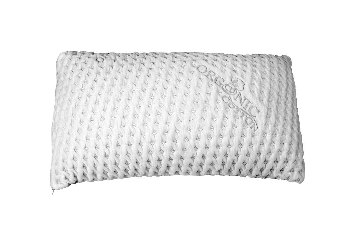 Brooklyn Bedding Shredded Premium Foam Queen Pillow from Gardner-White Furniture