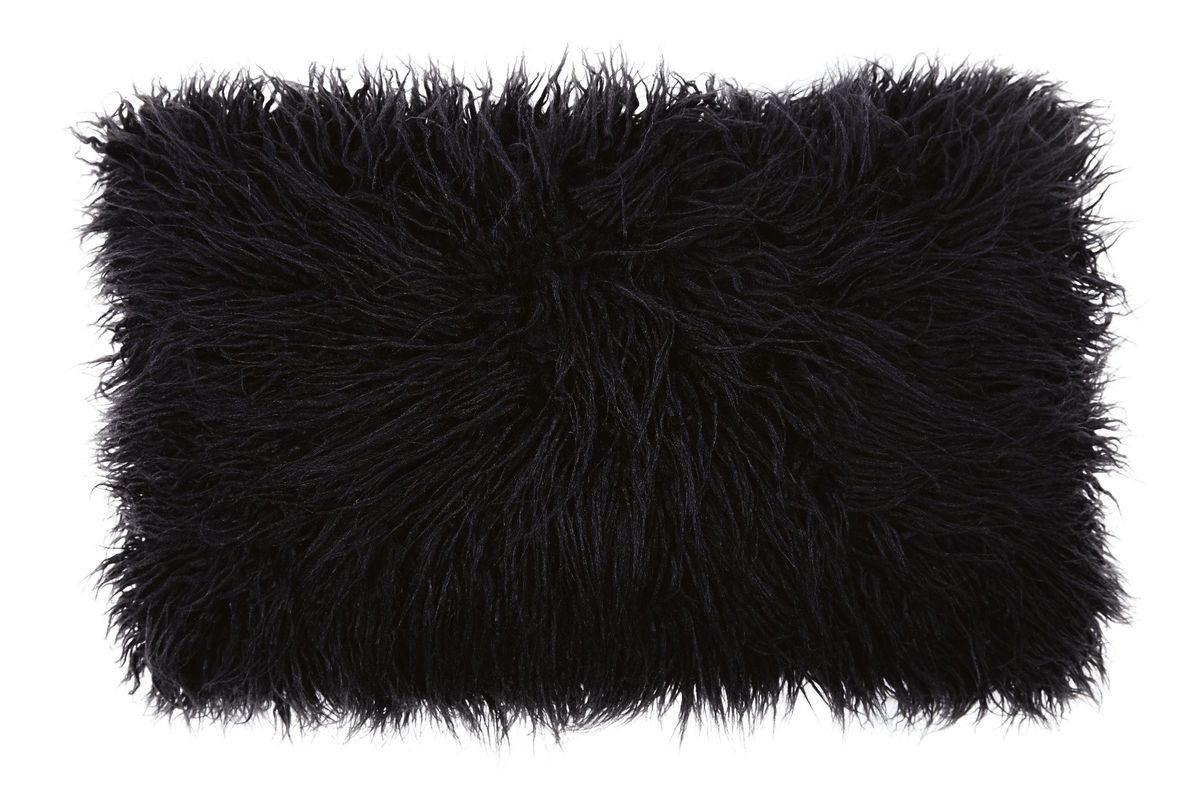 Roxanne Pillow in Black by Ashley from Gardner-White Furniture